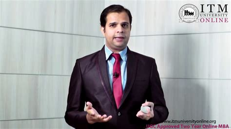 Is Itm Executive Mba Ugc Approved by Mba Webinar Introduction To Income Tax Itm