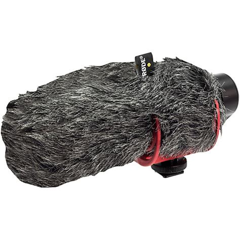 Microphone Windscreen Wind Sleeve Shield Cover For Zoom H1 H2n rode microphones deadcat go artificial fur wind shield