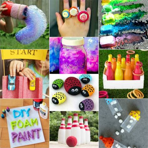 25 Exciting Crafts For Bored