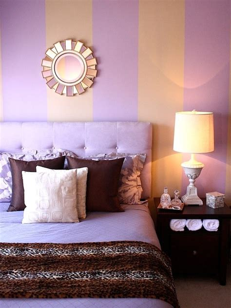 purple and cream bedroom ideas with natural pallet couch brown in animal print yellow