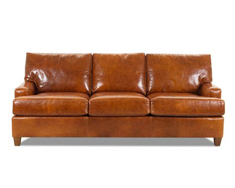 care of leather couch comfort design joel sofa cl1000s usa made joel sofa