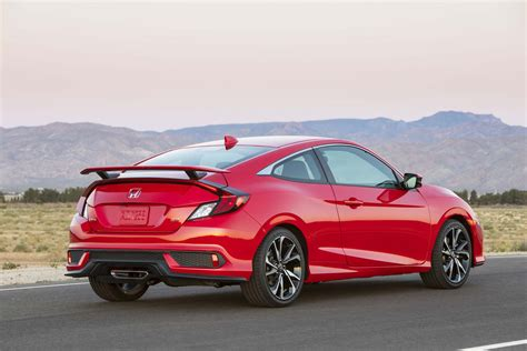 first honda 2017 honda civic si www pixshark com images galleries