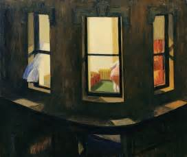 Edward Hopper?s Paintings With Humorous Connotations ? ?Night