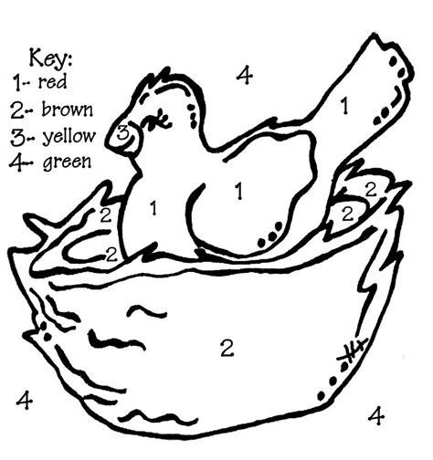 coloring pages of birds in a nest bird nest coloring page az coloring pages