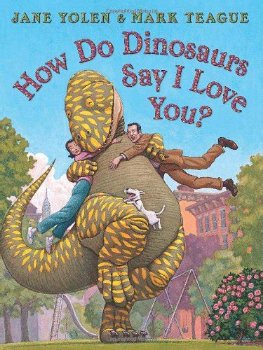 how to say i you books how do dinosaurs say i you book