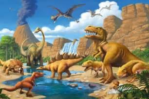 dinosaur landscape quotes dinosaur murals for kids room walls