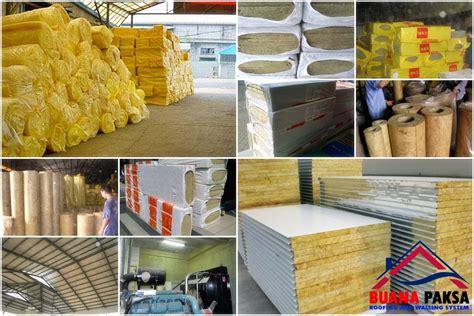 Jual Rockwool Madiun distributor importir glasswool rockwool murah peredam