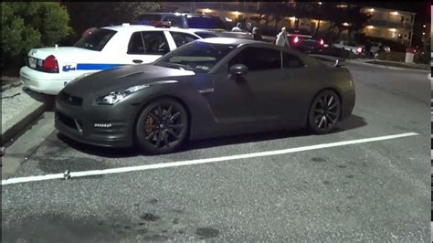 nissan gtr matte black and red matte black nissan gtr r35 black rims and taillights