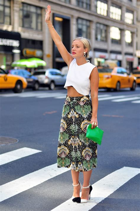 Top Nyc Fashion Blogs by Snapper Nyfw 2014 Style Deux