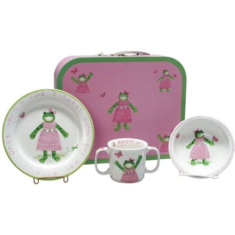pinkles the pink frog friends coloring book sherri baldy my besties books hattie frog ceramic dinner set by pickles