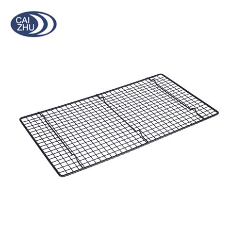 Wire Racks For Baking by Wire Bbq Tools Pan Grate Baking Rack Cross Wire Grid Cooling Rack View Cooling Rack Caizhu