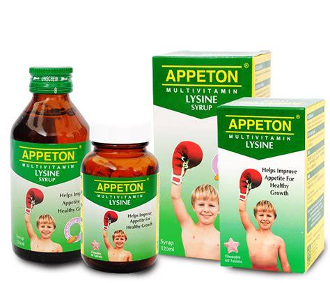 Vitamin Appeton Untuk Dewasa appeton lysine appeton indonesia