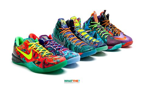 what the creativity and craze of quot nike what the quot sneakers
