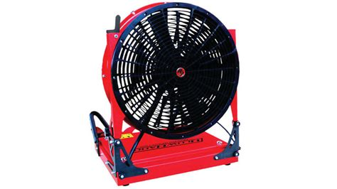 battery operated exhaust fan new fans ventilation equipment for the fire service