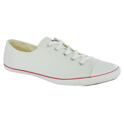 white converse shoes converse all light ox white womens new shoes ebay