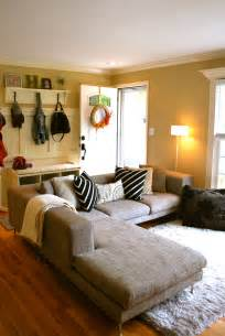 living room entryway neutral living room design the suburban urbanist