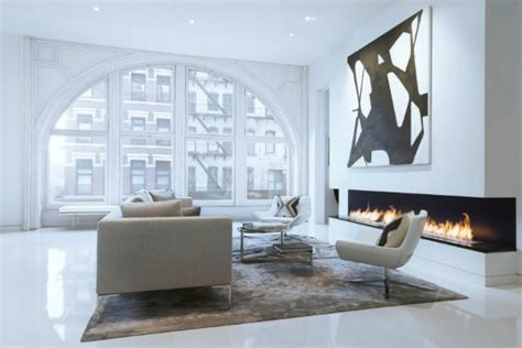 Luxury Interior Design New York by Minimalist Apartment In New York Luxury Topics Luxury