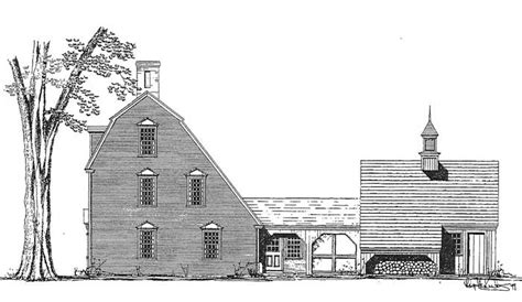saltbox colonial house plans the portsmouth saltbox colonial exterior trim and siding