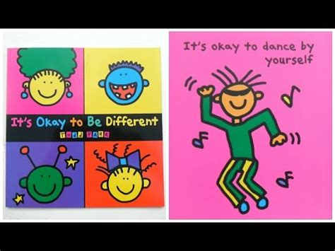 it s ok to be different books it s okay to be different read by sherry
