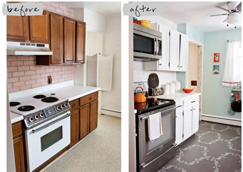 cheap kitchen makeover ideas before and after reader redesign kitchen reboot on a budget