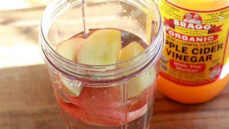 Water And Apple Cider Vinegar Detox by Sweet Apple Cider Vinegar Detox Drink Divas Can Cook