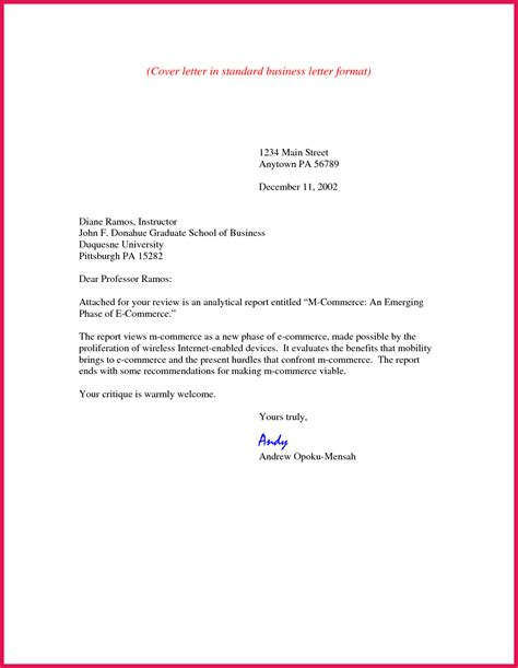 appropriate business letter format hatch urbanskript co
