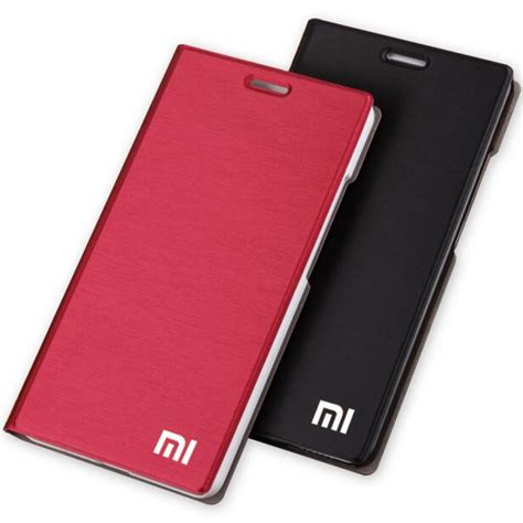 Xiaomi Redmi Note 4 Note 4x Luxury Leather Casing Nlike Litchi Soft xiaomi mi redmi note 4 4x 4a leather cover luxury