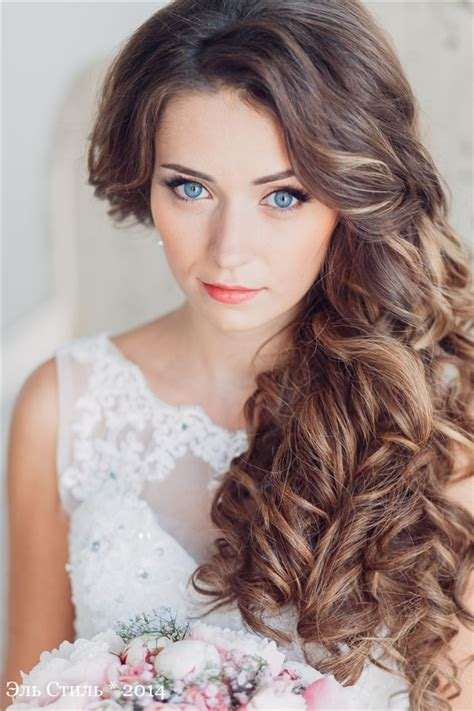 Wedding Hairstyles All To One Side by One Side Hairstyle Hairstyles