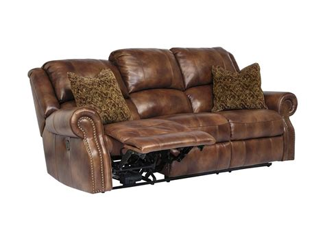 Signature Design By Ashley Living Room Reclining Sofa
