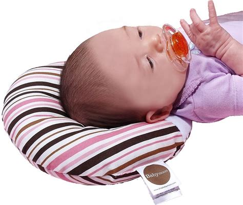 What Age Can Babies A Pillow by Babymoon Pillow Provides Relief For Quot Flat Quot The