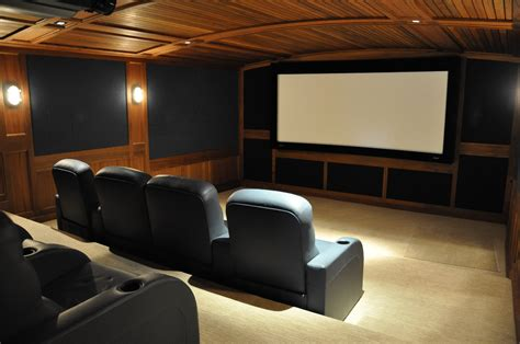 Home Theater Design Consultant Residential 171 Soundsense Acoustic Consulting Noise