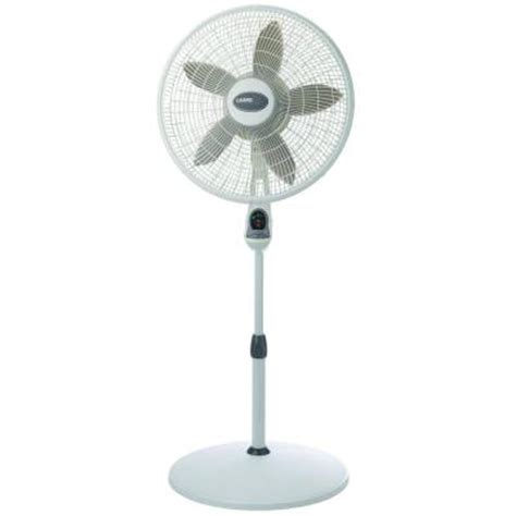 lasko oscillating pedestal fan with remote control lasko 18 in adjustable oscillating pedestal fan with
