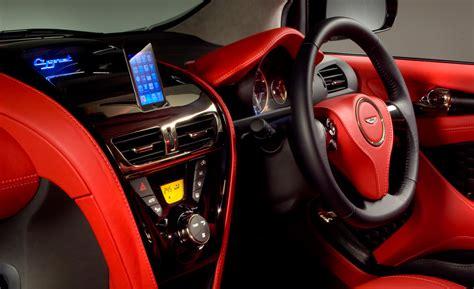 Small Cer Interior by Aston Martin Cygnet Automotive208