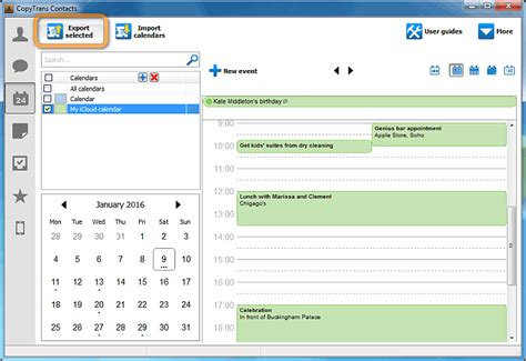 Export Calendar To Outlook How To Import Icloud Calendar To Outlook