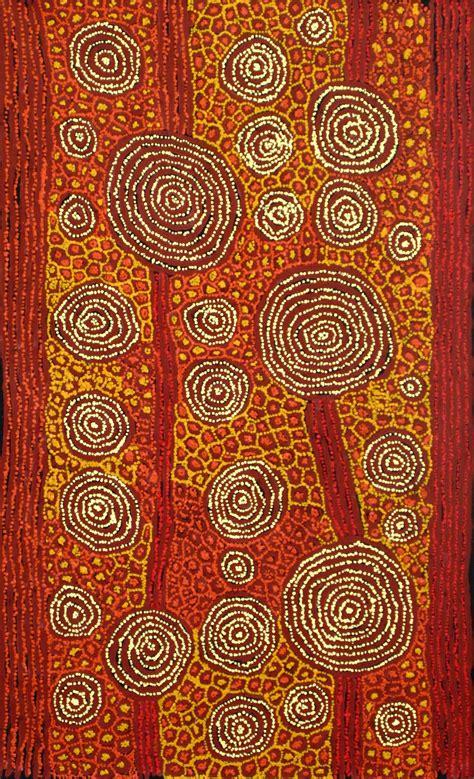 aboriginal craft for ed aboriginal on dot painting