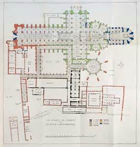Canterbury Cathedral Floor Plan by Canterbury Cathedral The Present Building Dates Mainly