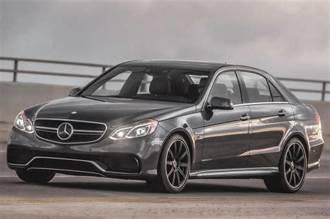 Mercedes Sedan Models by 2016 Mercedes E Class Amg E 63 4matic S Model Pricing
