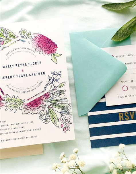 Cheap Wedding Invitations Pink And Orange by Can T Run For Pink Orange Wedding Invitations Fight Them