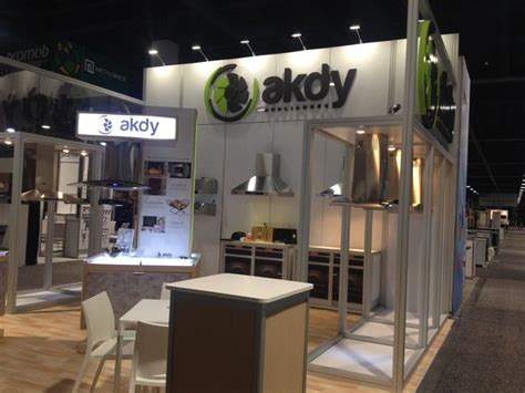 akdy booth at kbis2015 kitchen and bath trade show