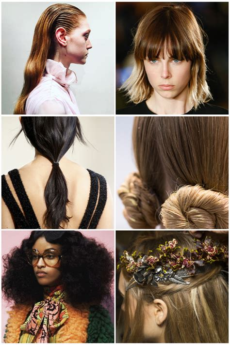Rock Trend 2017 by 12 Hair Trends For Fall Winter 2016 2017 Vogue
