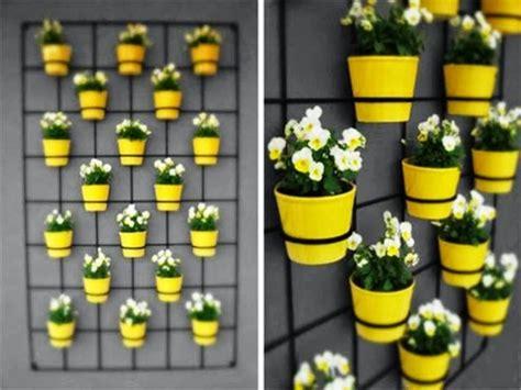 Ikea Wall Planter by Ideas Para Hacer Un Jard 237 N Vertical Rutchicote
