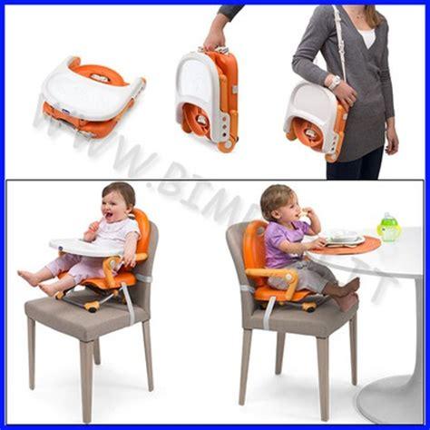 seggiolino da sedia chicco bimbi si pappa alzasedia e seggiolini tavolo 101