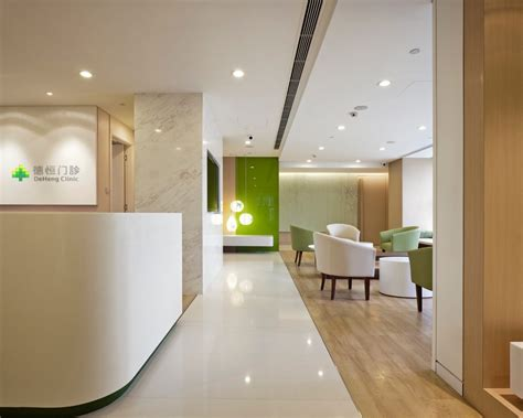 design for health robarts spaces deheng clinic