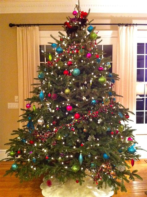 decorating fortunoff christmas trees  remarkable