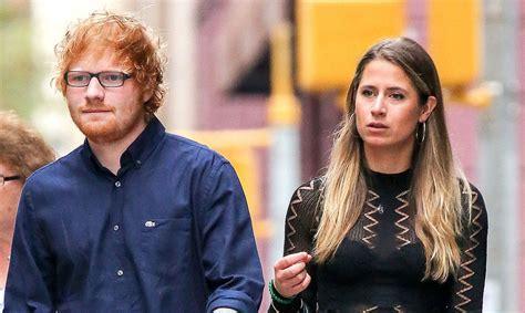 ed sheeran married singer ed sheeran and his girlfriend of three years cherry