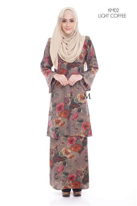 Kain Baju Kurung Melayu baju kurung cotton melure saeeda collections