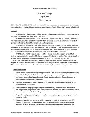 Editable Consulting Agreement Template Fill Editable Agreement Between Student And Education Educational Consultant Contract Template