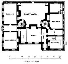 medieval manor house floor plan manor house floor plan medieval house plans