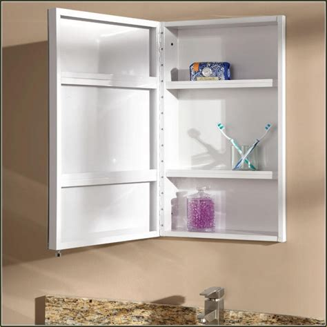Extra Large Recessed Medicine Cabinet   Home Furniture