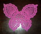 Pashmina Motif Yellow Butterfly beadweaving and crochet butterfly shawl wip